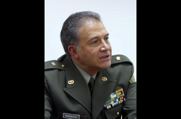 General Oscar Naranjo