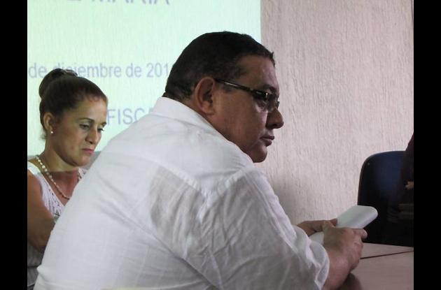 Oswaldo Rafael Paredes Mercado.