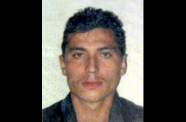 Alberto Otálvaro Vásquez, asesinado.