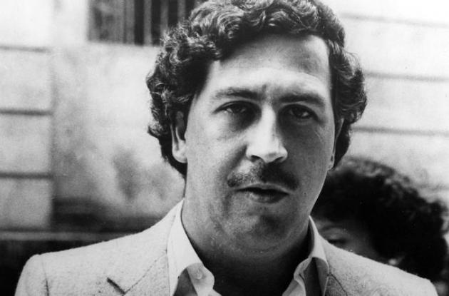 Pablo Emilio Escobar Gaviria.