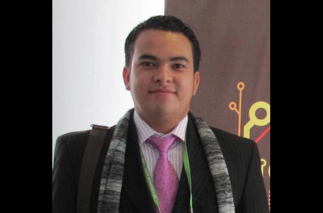 Pablo Herrera Capdevilla, del Tecnológico Comfenalco