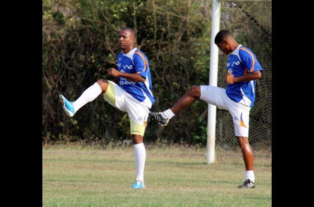 Fram Pacheco, jugador del Real Cartagena.