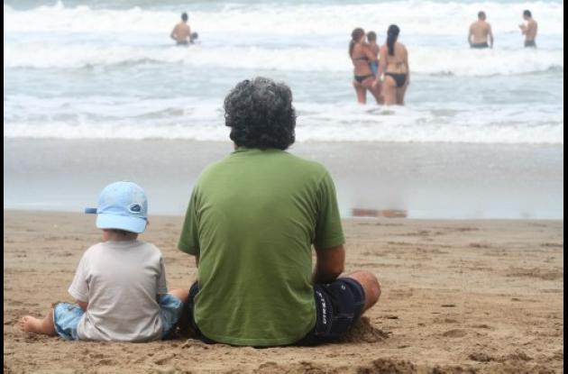 Por mucha depresión, ningún padre debería golpear a sus hijos.