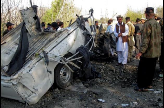 Pakistán sigue sacudido por la violencia.