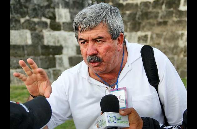 Héctor Palau.