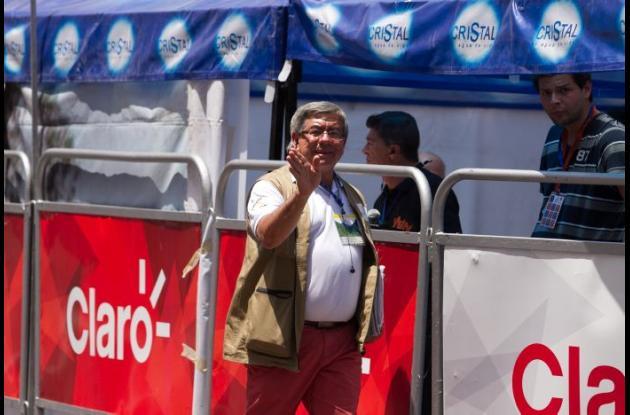 Héctor Palau Saldarriaga, director del Clásico RCN Claro