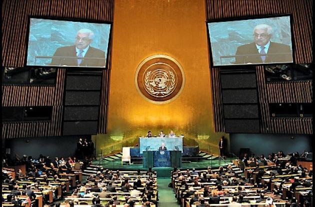 Júbilo en Palestina tras histórica solicitud de adhesión a la ONU.