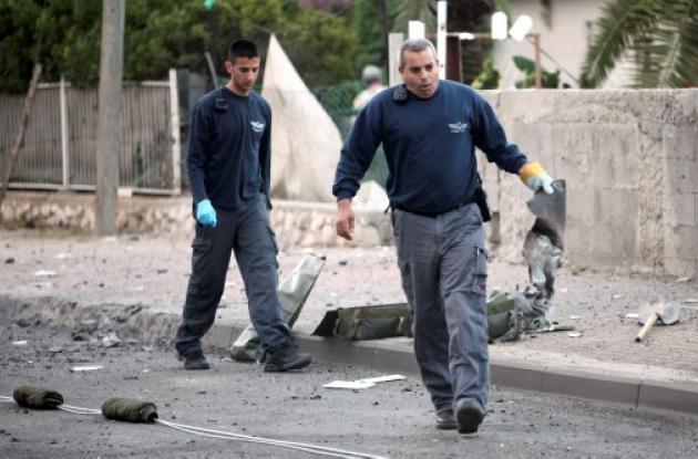 Siguen escaramuzas entre palestinos e israelíes.