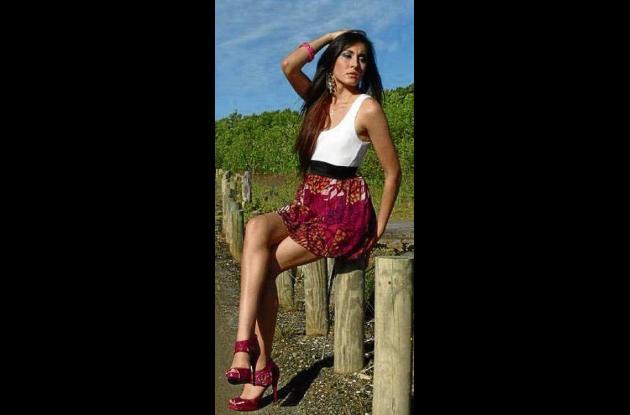 Pamela Orellano de Puerto Rico.