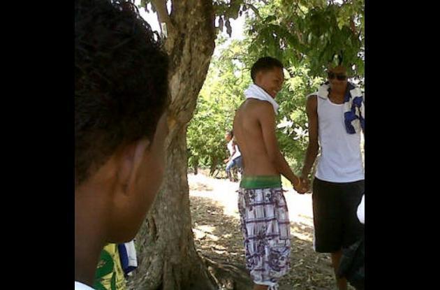 Jóvenes en riesgo de Cartagena