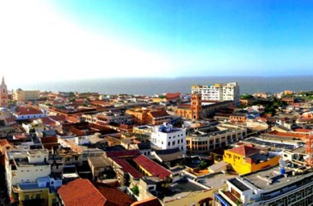 Cartagena, bien calificada por la prensa internacional.