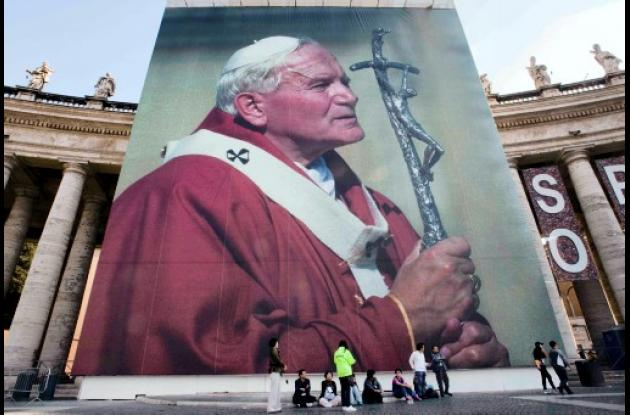 Papa Juan Pablo Segundo