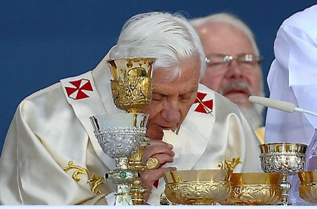 El Papa realiza una visita de cuatro días en su país de origen.