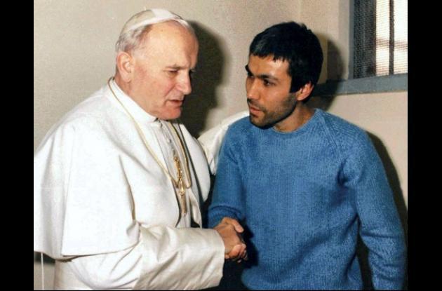 Arturo Mari, fotógrafo del papa Juan Pablo II.