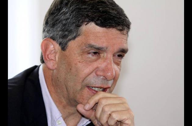 Rafael Pardo, ministro de Trabajo
