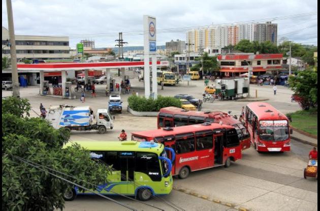 Bloquear vías y paralizar el transporte público genera varios meses de prisión.
