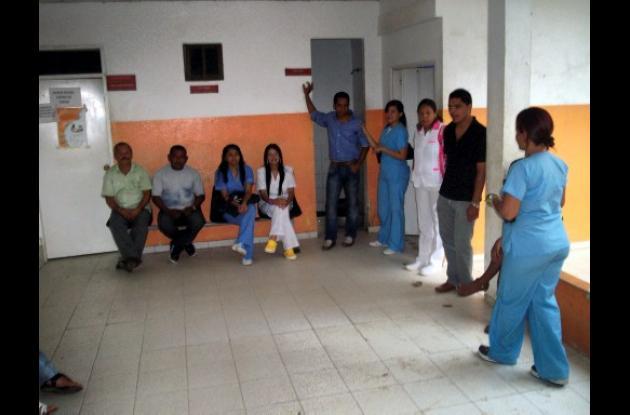 La normalidad regresa al centro hospitalarios luego de 3 días de paro laboral.