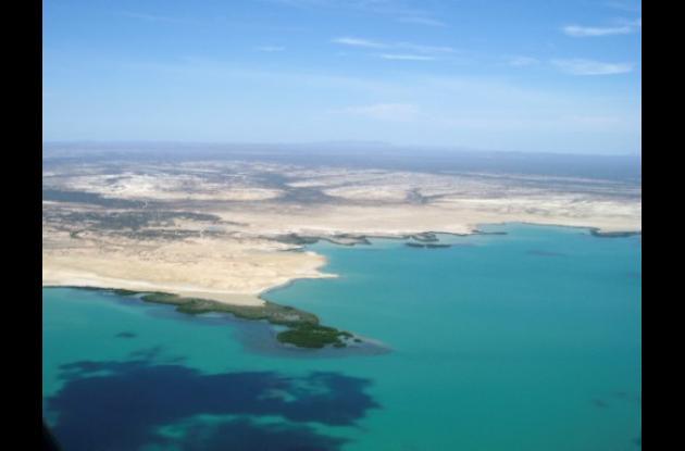 Parque Nacional Natural Macuira, en la Guajira.