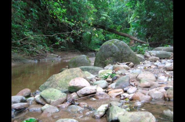 Santuario de Fauna y Flora Los Colorados en San Juan Nepomuceno.