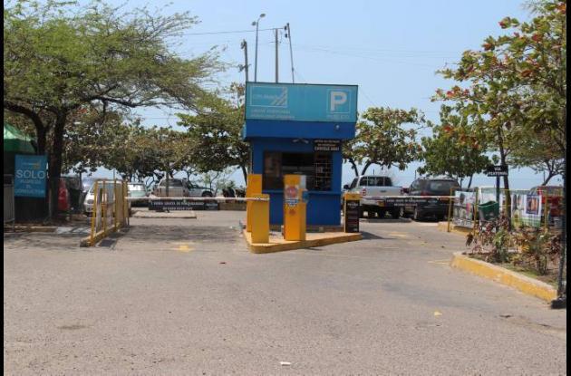Entre 1.500 y  3.500 pesos cobran los estacionamientos privados del Centro Histó