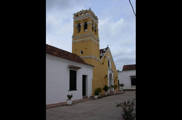 Parroquia de San Agustín, de Mompox.