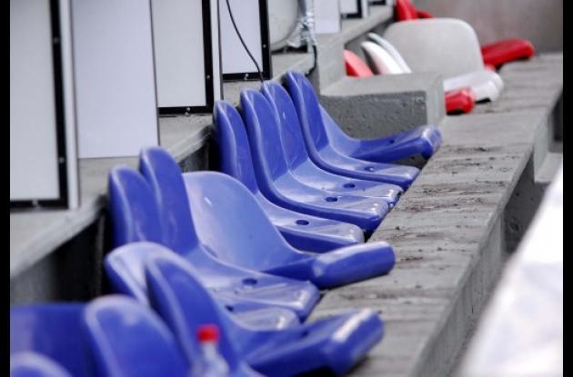 Daños en el estadio Pascual Guerrero de Cali