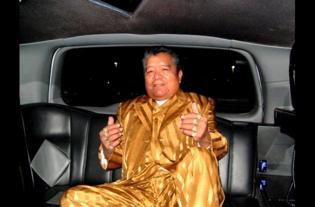 Pastor López, artista que no tiene para pagar cirugía de corazón.