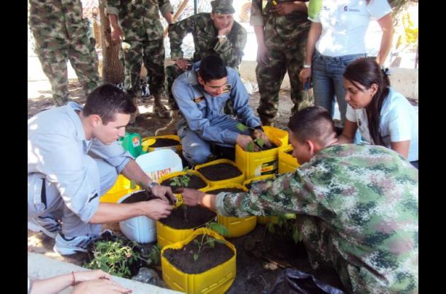 Se beneficiarán familias del norte de Bolívar, las cuales recibirán acompañamien