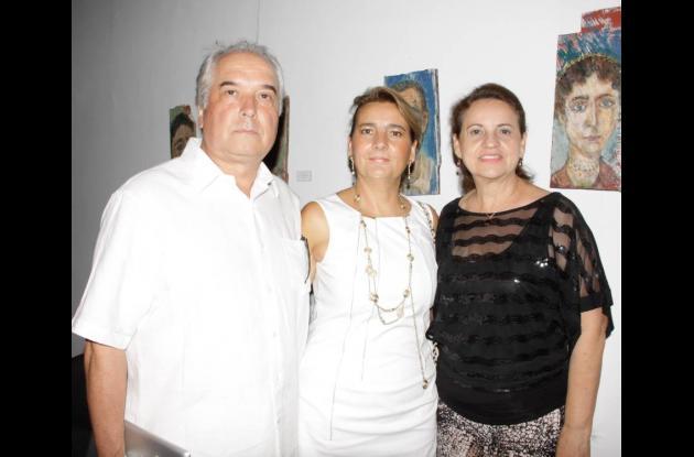 Exposición de Patricia Arango