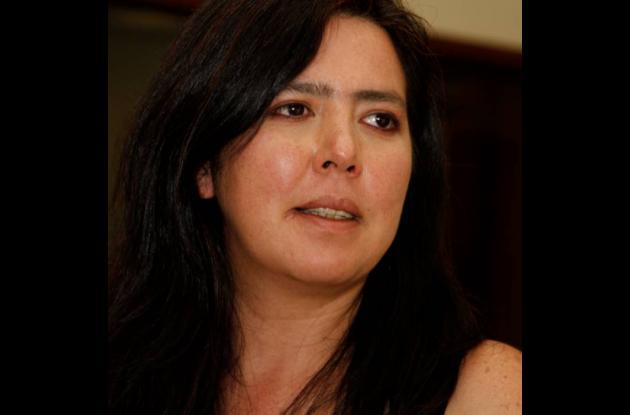 Patricia Bermúdez, hija de Lucho Bermúdez.