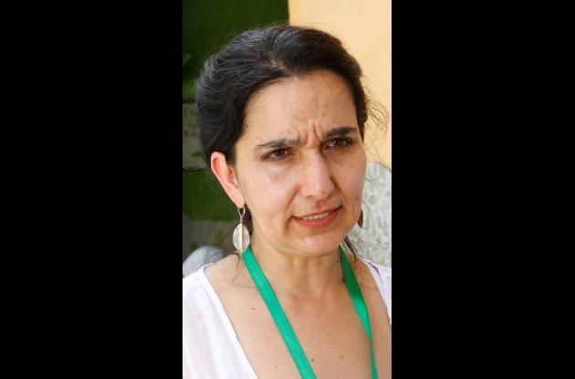 Claudia Correa, directora técnica del Fondo para la Acción.