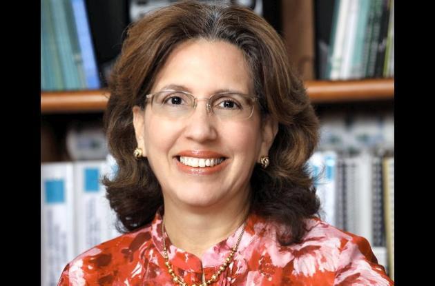 Patricia Martínez Barrios.