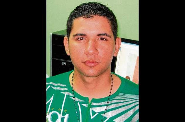Jhonatan Ramírez López, seguía desaparecido ayer en la tarde.