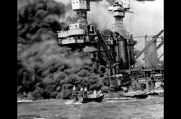2.400 estadounidenses murieron el 7 de diciembre de 1941, cuando Japón lanzó un