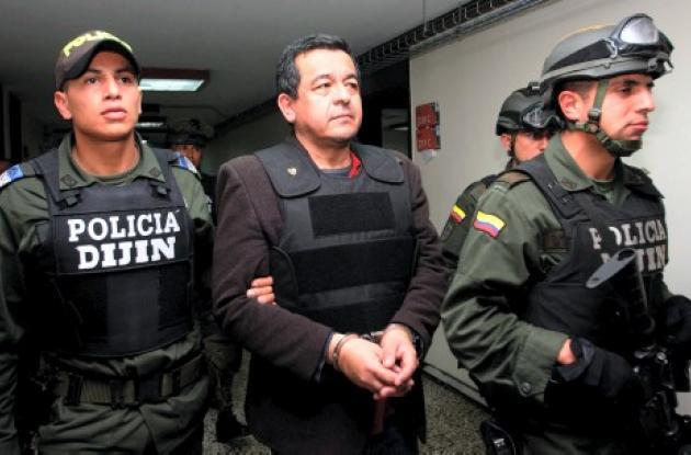 Joaquín Pérez Becerra, sindicato de ser el canciller de las Farc en Europa.