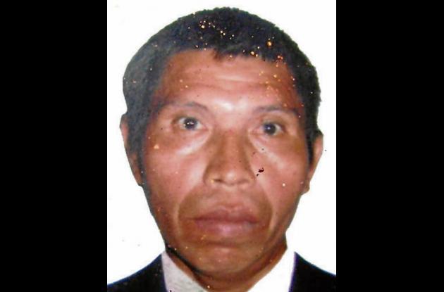 Gregorio Antonio Blanco Herrera, quien se ahogó en una represa.