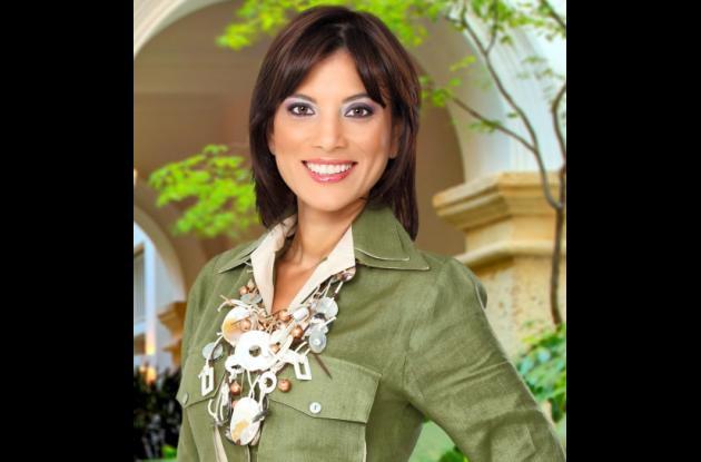 Piedad Rojas Román, presidenta ejecutiva de la Cámara de Comercio.