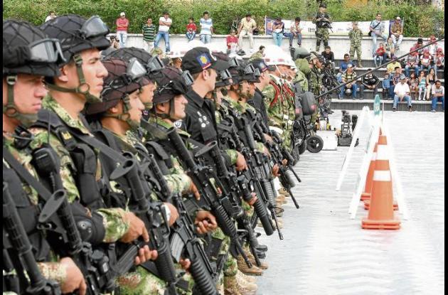 En la Plaza de Majagual fue lanzado el Plan Escudo de la Sabana.