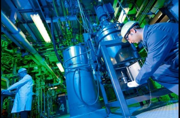Leverkusen, es la planta piloto con la que se probará el nuevo método a escala t