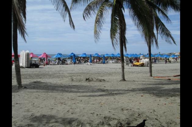 Playas de Cartagena.