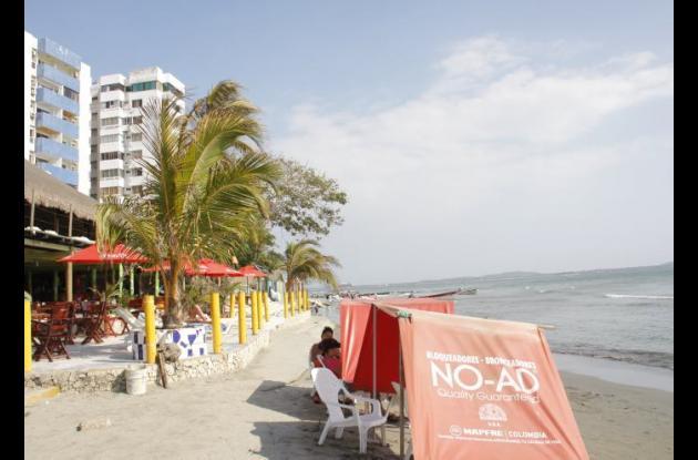 Playas de El Laguito