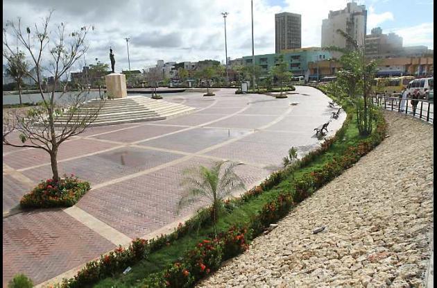 Parque Puerto de Chambacú.
