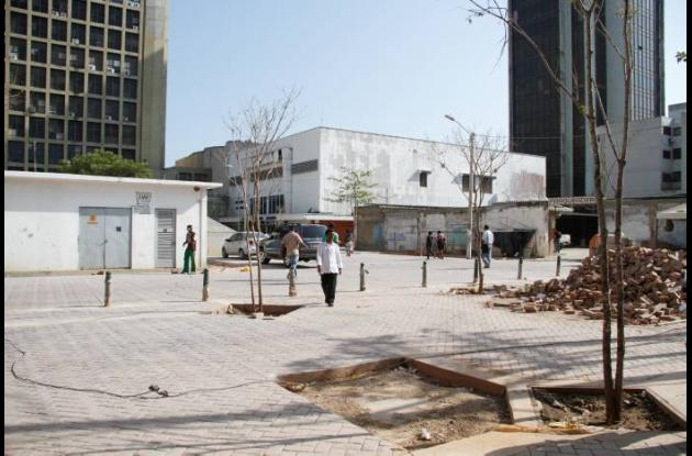 Revitalización del Centro Histórico de Cartagena