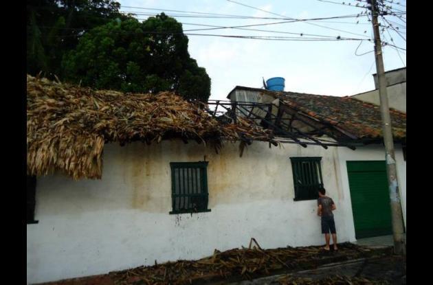 se registró un incendio en la Casa Museo Policarpa Salavarrieta