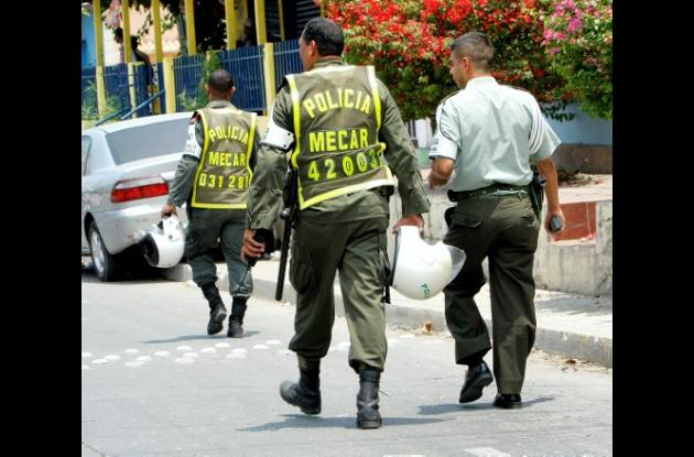 policia tribunal cartagena indemnizacion