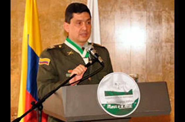 Jorge Rodríguez, nuevo comandante de la Policía en Cartagena