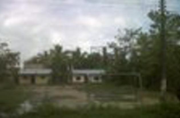 Vendaval destecha varias casas en Santa Rosa, en Pinillos.