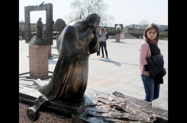 En Polonia se erigen estatuas en honor al futuro beato de la Iglesia Católica.