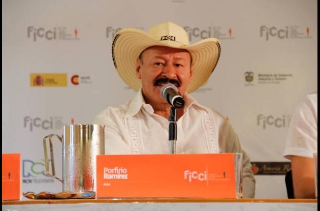 Porfirio Ramírez, protagonista real de la historia