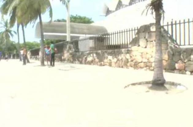 La pornografía rueda por las calles de Barranquilla.